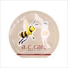 a.c. care - Set of 5: Bee's Sheet Mask