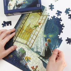 iswas - 'Indigo' Series Illustrated Jigsaw Puzzle