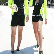 Tamtam Beach - Panel Couple Beach Shorts