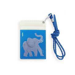 LIFE STORY - Animal Illustration Card Holder - Elephant