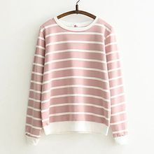 Angel Love - Striped Pullover