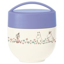 Skater - MOOMIN Thermal Café Bowl Lunch Box