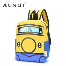 Ausqi - Kids Printed Backpack