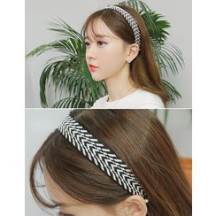 soo n soo - Pattern Hair Band