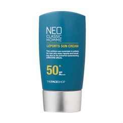 The Face Shop - Neo Classic Homme Leports Sun Cream SPF 50+ PA+++ 45ml