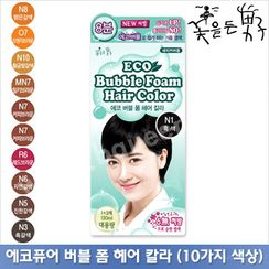 The Flower Men - Eco Bubble Foam Hair Color