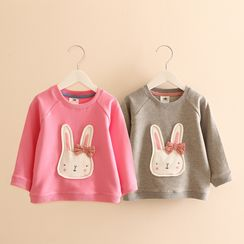 Seashells Kids - Kids Rabbit Sweatshirt
