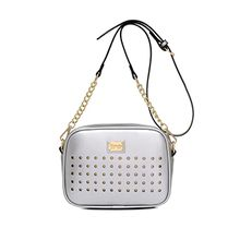 BeiBaoBao - Studded Cross Bag