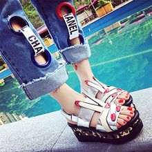 Pixie Pair - Platform Sandals