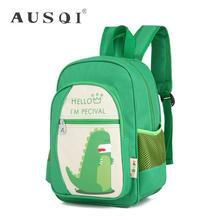 Ausqi - Kids Cartoon-Print Light Backpack