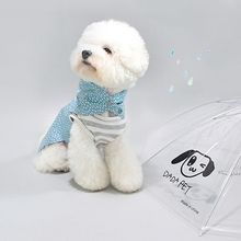 LIFE STORY - Pet Dog Patterned Rain Coat