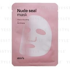 SKIN79 - Nude Seal Mask (Red Ginseng)