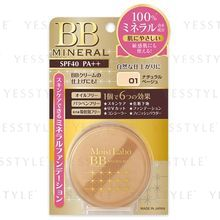 brilliant colors - Moist Labo BB Mineral Foundation SPF 40 PA++ (#01 Natural Beige)