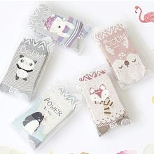 CherryTuTu - Set of 2: Animal Socks