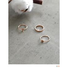 PINKROCKET - Set of 3: Rings