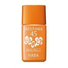 HABA - UV Cut Milk SPF 45 PA+++