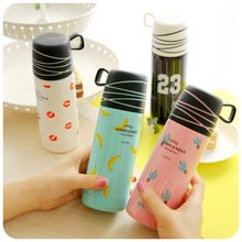 Fancy Mansion - Print Thermal Water Bottle