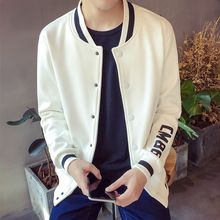 JORZ - Color Block Baseball Jacket