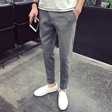Streetstar - Cropped Tapered Pants