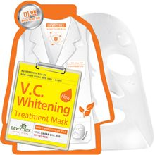 DEWYTREE - V.C Whitening Treatment Mask 10pcs
