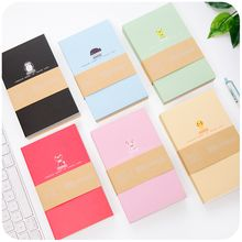 Momoi - Print Small Notebook