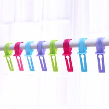 Yulu - Windproof Clothes Hanger Lock (10 pcs)