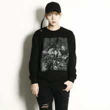 Rememberclick - Long-Sleeve Print T-Shirt