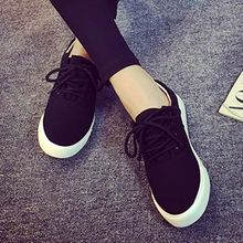 Solejoy - Lace-Up Couple Sneakers