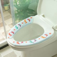 School Time - Print Toilet Seat Stickers