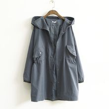 Ranche - Hooded Trench Jacket
