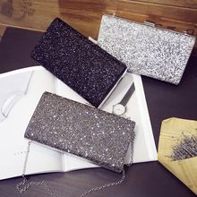 Beloved Bags - Glittered Clutch
