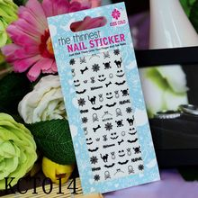Nailit - Nail Sticker (KCT014)