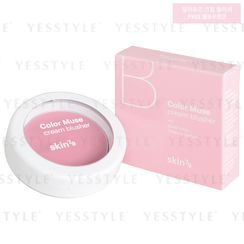 SKIN79 - Color Muse Cream Blusher (#PK01 Mellow Pink)