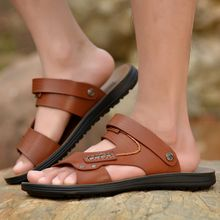 Artree - Faux Leather Sandals