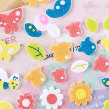 Tivi Boutique - Flower Printed Decoration Stickers