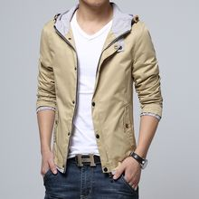 T for TOP - Hooded Jacket