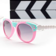 OJOS - Kids Color-Block Sunglasses