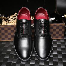 Hipsteria - Faux Leather Oxfords