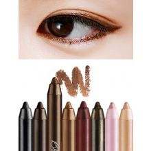 Bbi@ - Last Auto Gel Eyeliner (#02 Mellow Brown)