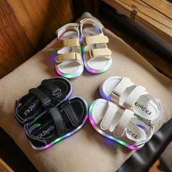 Hambu - Kids LED Velcro Sandals