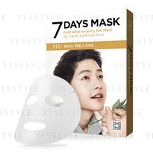 forencos - 7 Days Mask Gold Regenerating Silk Mask (Friday)