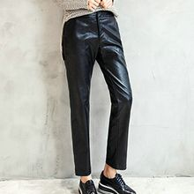 Queen Bee - Faux Leather Pants