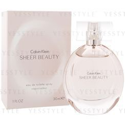 Calvin Klein 卡爾文克來恩 - Sheer  Beauty Eau De Toilette