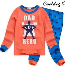 WALTON kids - Kids Set: Print T-Shirt + Pants