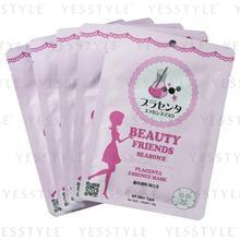 MITOMO - Beauty Friends Season II Essence Mask (Placenta)