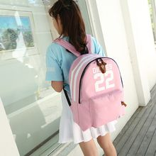 Seok - Print Lightweight Backpack