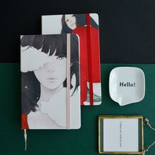 Neverland - Printed Notebook M