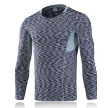 FoxFlair - Long-Sleeved Sport Training T-Shirt