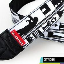 Vlashor - City Icon DSLR Strap