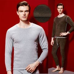 Northin - Couple Matching Thermal Long Johns